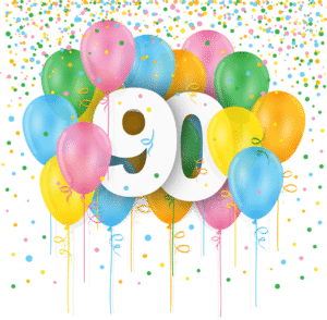 Our 90th Birthday Celebration